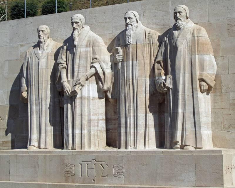4 Church Pillars