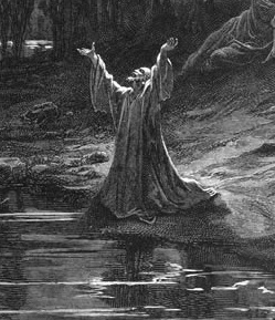 Image result for dore prayer of jacob