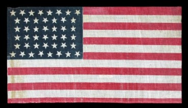 Image result for U. S. flag 1896