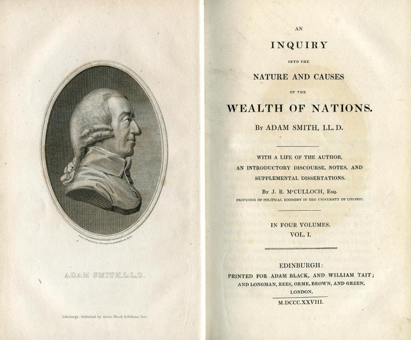 Smith Wealth of Nations