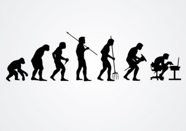 human-workers-evolution