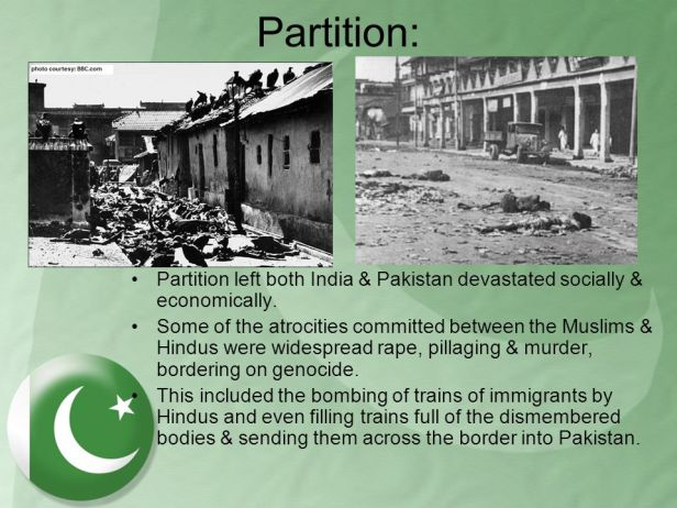 Timeline: History of Pakistan and India Independence – The