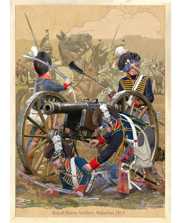 British Royal Artillery Waterloo.jpg